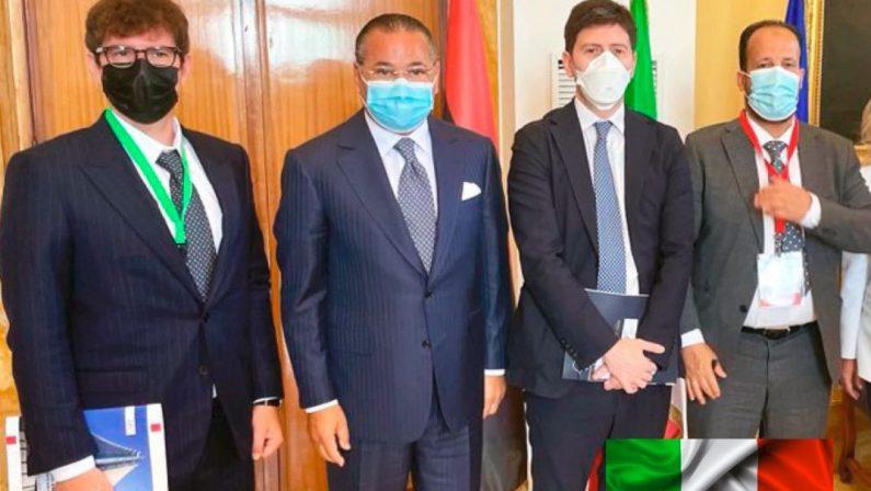 """Rotelli """"Gruppo San Donato può contribuire a rinascita Sanità libica"""""""
