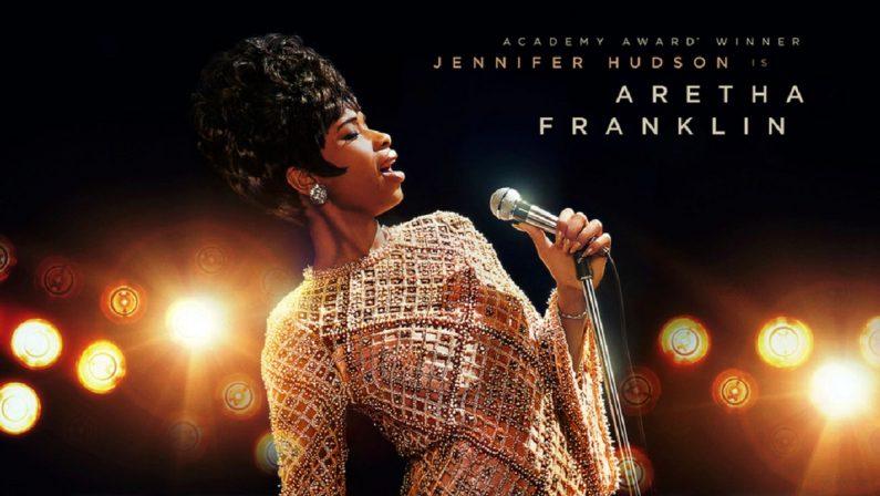 """Cinema, il 7 ottobre nelle sale italiane arriva """"Respect"""", il film su Aretha Franklin"""