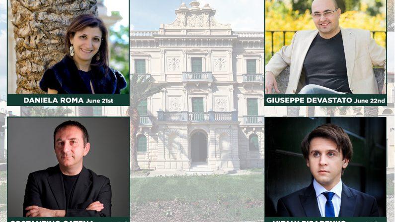 """Ecco il festival """"Alfonso Rendano"""": a Cosenza quattro concerti e presentazioni di libri"""