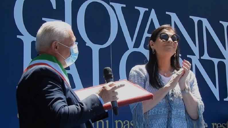 Un anno fa Jole Santelli a San Luca. Ma oggi Spirlì non mantiene i suoi impegni