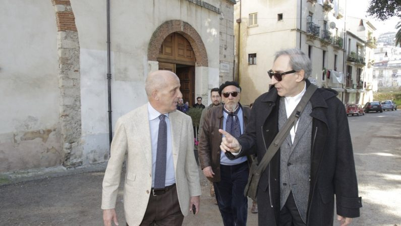 Quando Battiato fece della Calabria un centro di gravità permanente