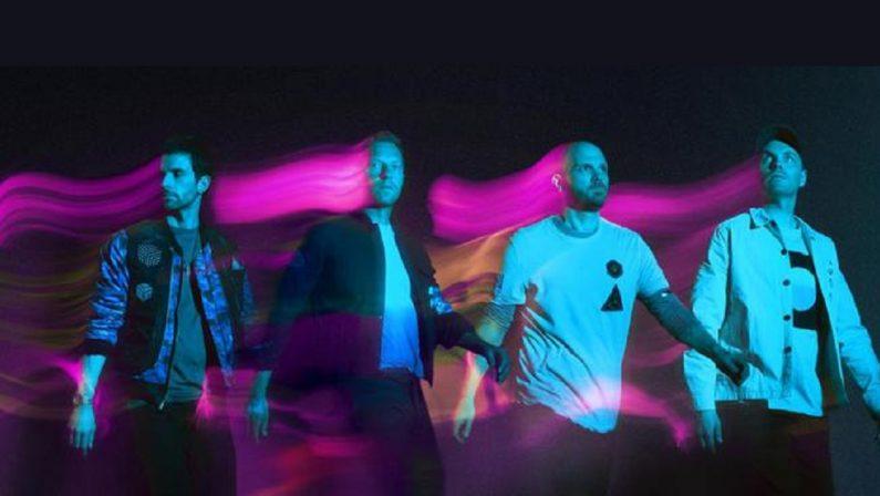 """Coldplay, """"Higher power"""" è il nuovo singolo spaziale"""