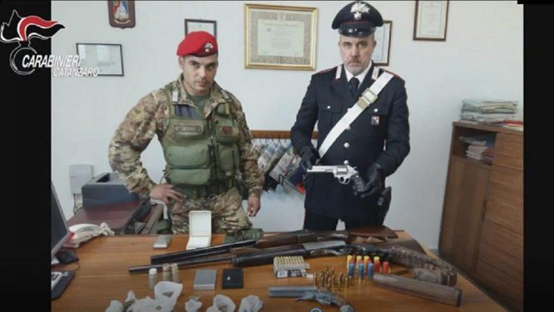 Operazione Anteo dalla Calabria alla Brianza: 30 arresti per armi e droga