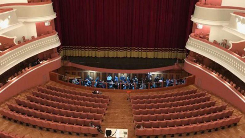 Una Calabria normale ha bisogno di teatri