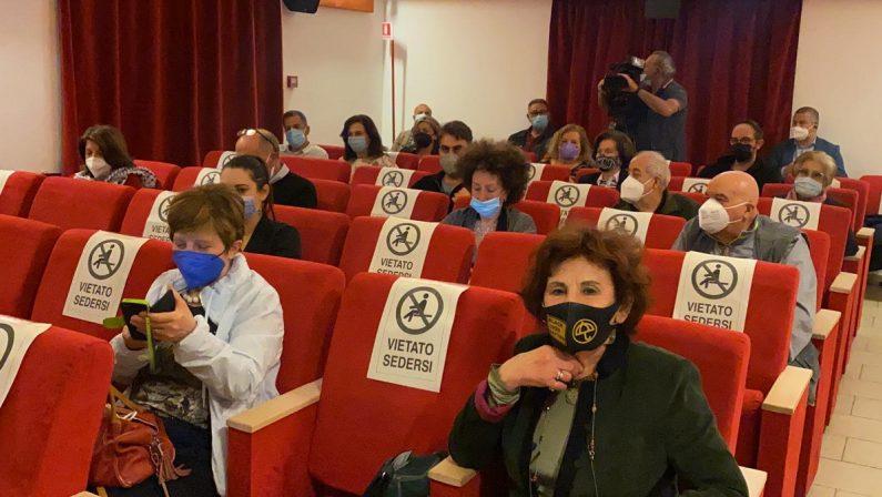 Cinema verso la riapertura, al Santa Chiara di Rende partita la rassegna su Fellini