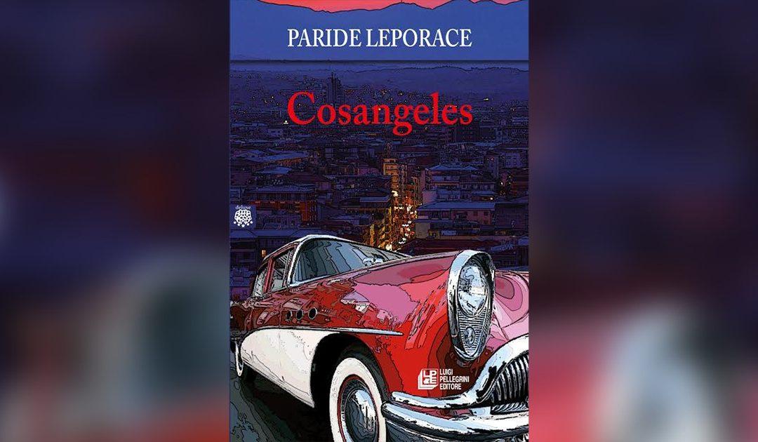 La copertina del libro di Paride Leporace