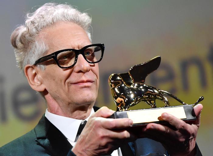 Cinema, Cronenberg ospite d'onore al Matera Film Festival