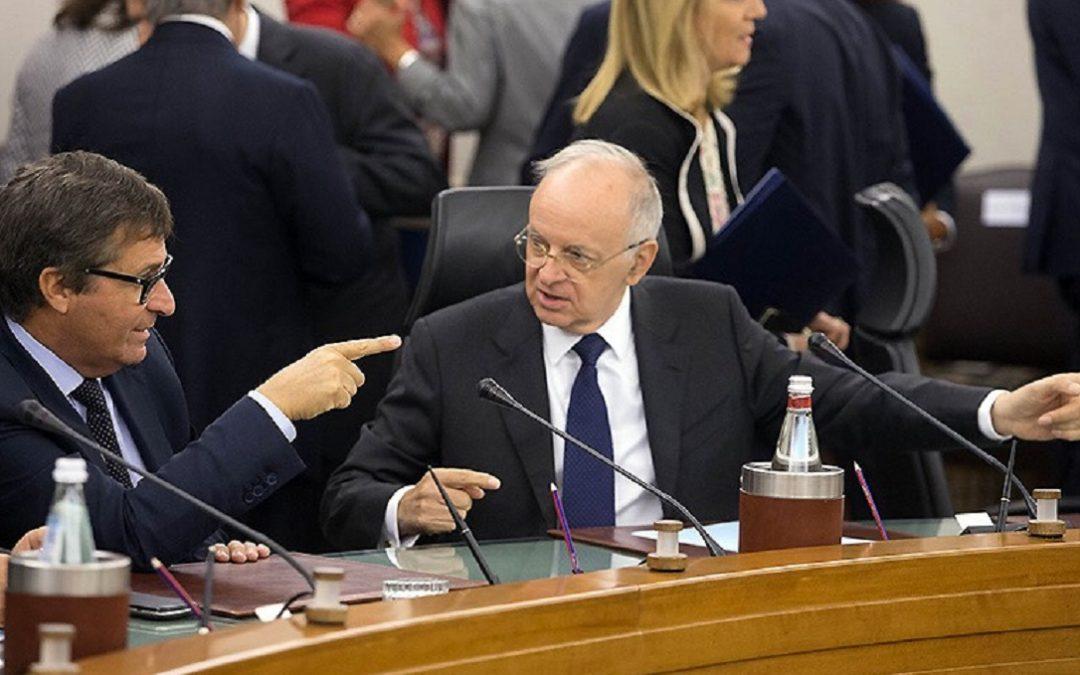 David Ermini e Piercamillo Davigo