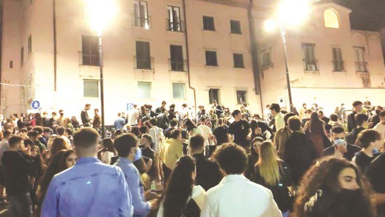 Potenza, alcool e rissa tra donne alla Festa di San Gerardo