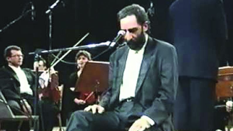 L'addio a Franco Battiato, quel memorabile concerto a Baghdad