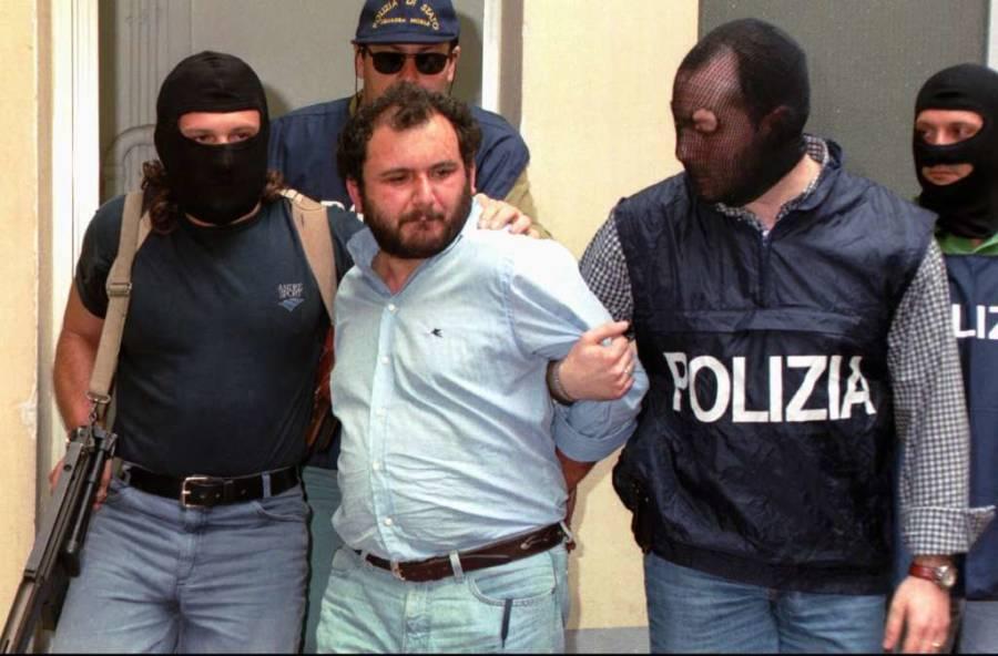 L'arresto di Giovanni Brusca