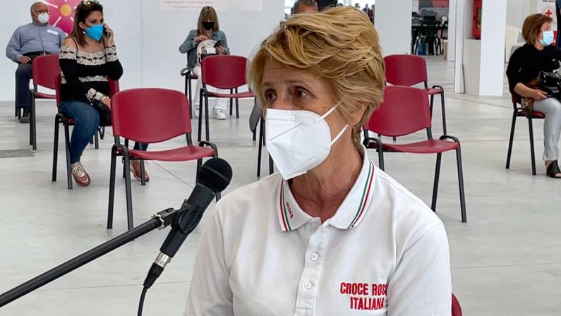 Vaccini anti-Covid, la presidente regionale della Croce Rossa: «La difficoltà principale? Il pregiudizio»