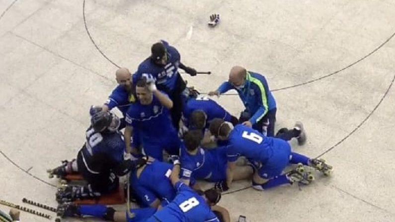 Hockey, la Hp Matera promossa in Serie A1