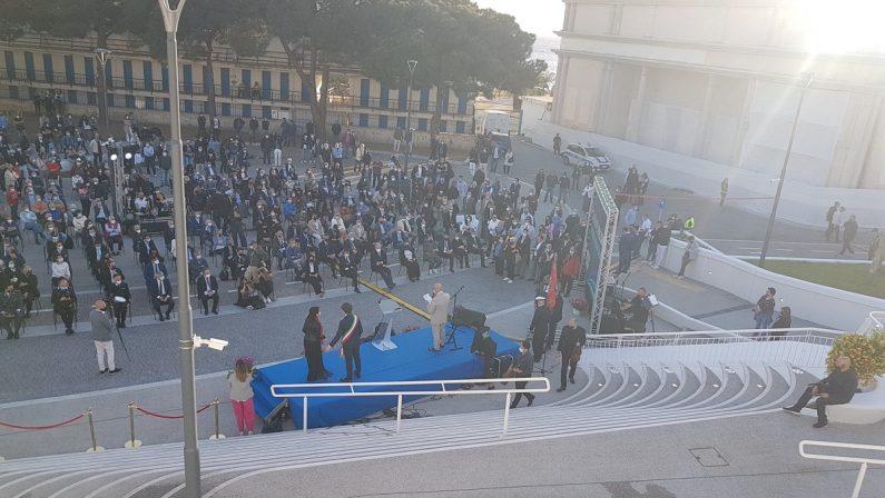 Reggio Calabria, inaugurato un tratto del Waterfront. Falcomatà junior onora anche PeppeScopelliti