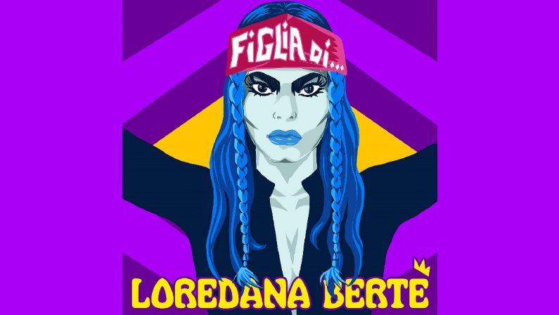 """Loredana Bertè, """"Figlia di..."""" se stessa. L'ultimo singolo è un nuovo successo"""