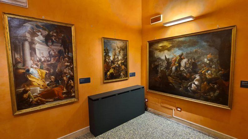 Reggio Calabria, inaugurata alla Pinacoteca civica una mostra sul Settecento reggino