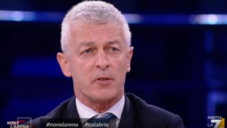 Morra accusa la Rai sulla Calabria. Uno scontro senza fine - IL VIDEO