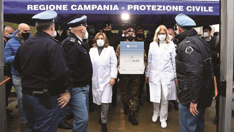 Vaccinazioni, scatta lo sprint in tutta Italia:Puglia e Campania fra le regioni più efficienti