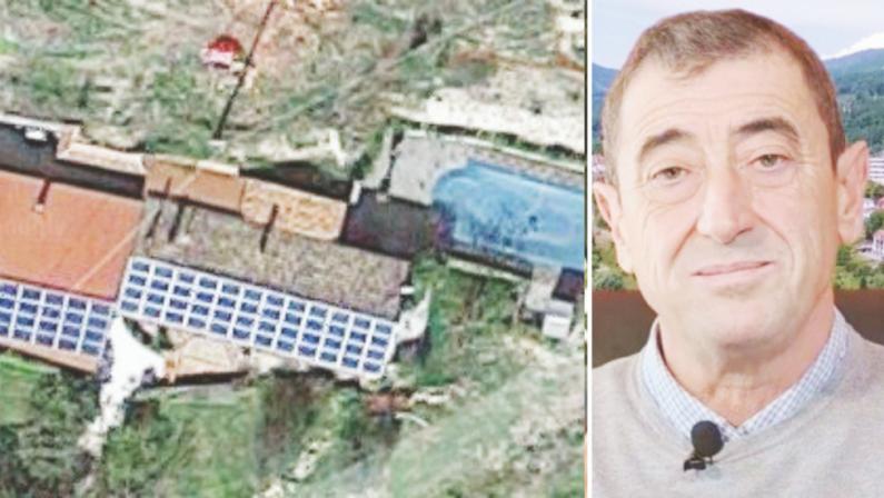 Castelluccio Inferiore, sospeso il sindaco Campanella per l'inchiesta sulla piscina (abusiva) di famiglia