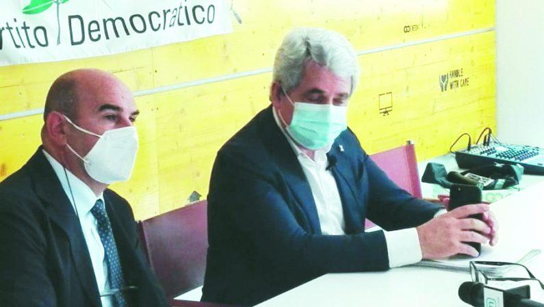 Pd Basilicata, le condizioni del neocommissario: Dal Moro avverte 5 Stelle e Italia Viva