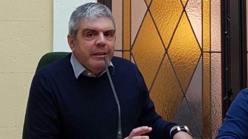 Lamezia Terme, diffida contro Ruggero Pegna: «Deve considerarsi decaduto»
