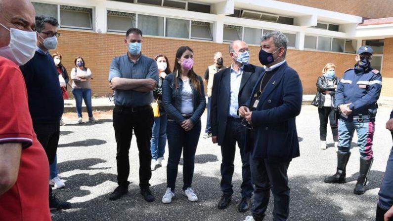 Caso Terme Luigiane, ultimatum di Spirlì ai sindaci di Guardia Piemontese e Acquappesa