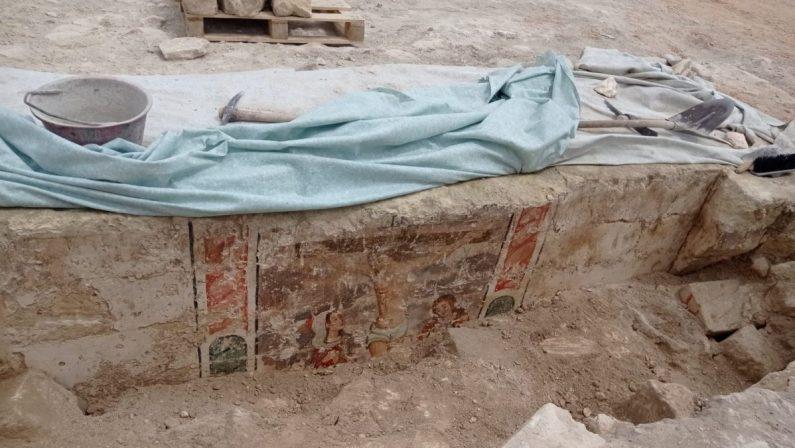 Nuove scoperte archeologiche ai Sassi di Matera