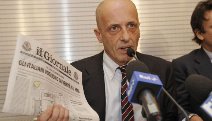 Stampa: Sallusti si dimette da Il Giornale. Possibile il passaggio a Libero