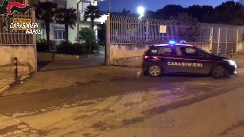Duro colpo al traffico di droga nel Parco Verde a Napoli, una delle piazze di spaccio più grandi d'Europa. 49 misure cautelari