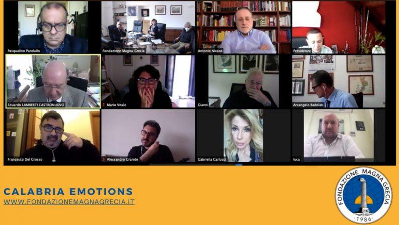 Calabria Emotions, commissione al lavoro per scegliere i cinque finalisti