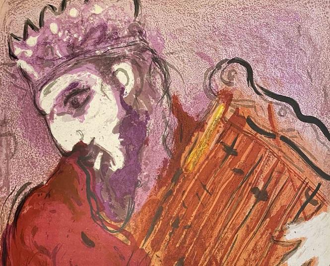 L'arte di Marc Chagall al San Giovanni di Catanzaro: protagonista il Messaggio Biblico