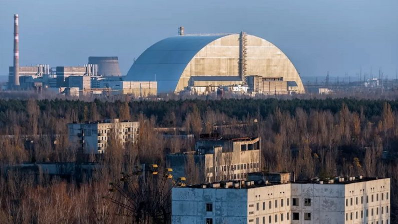 Chernobyl dà segni di risveglio, possibili delle reazioni nucleari nel reattore 4