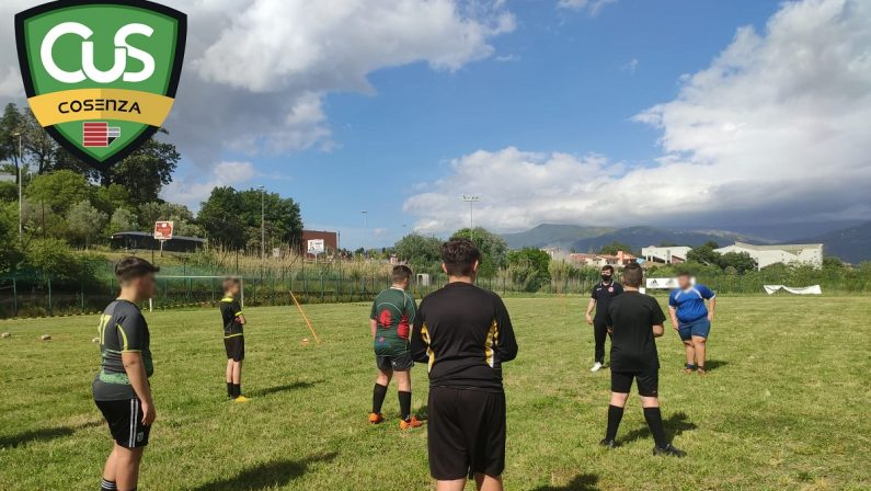 """I giovani ripartono con lo sport: il progetto """"Restart"""" del Cus Cosenza"""