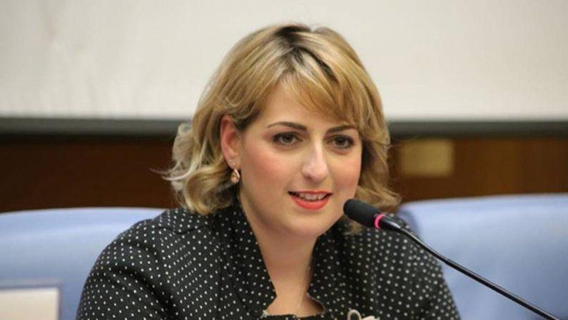 Dalila Nesci: «Per far ripartire la Calabria serve l'impegno di tutti»