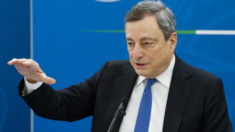 Draghi: «Con la riforma del catasto nessuno pagherà di più»