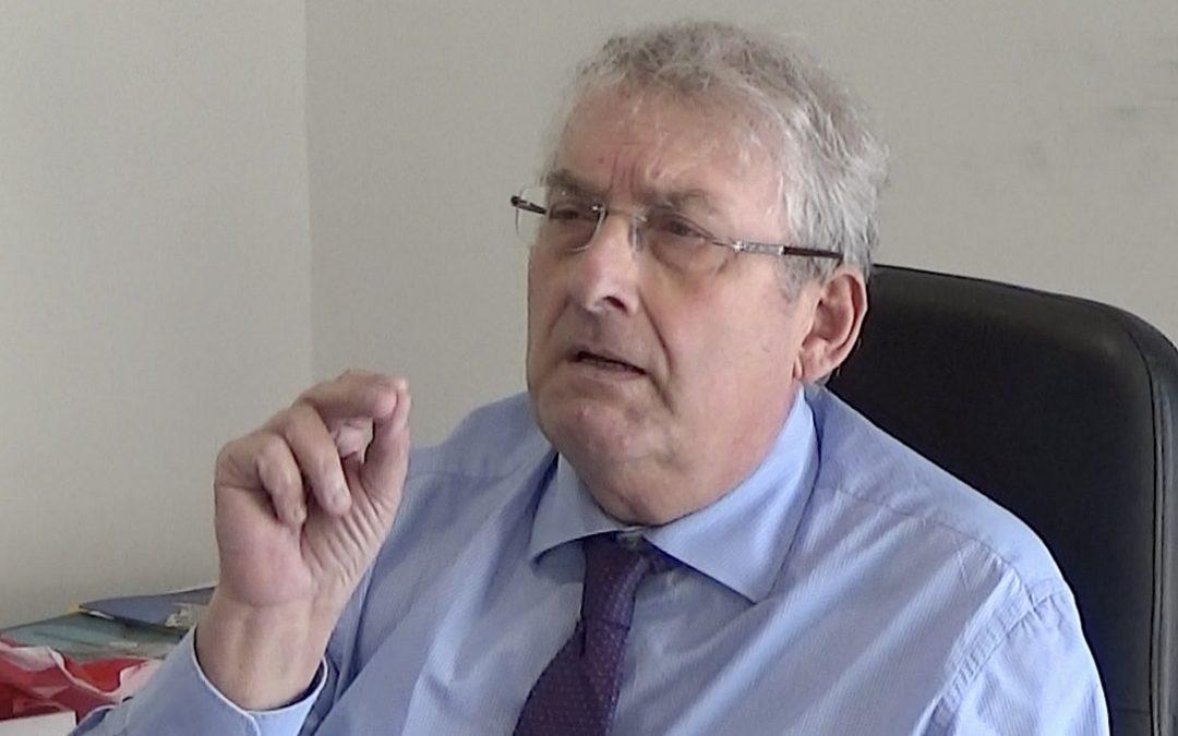 Ernesto Magorno, senatore di Italia Viva e sindaco di Diamante