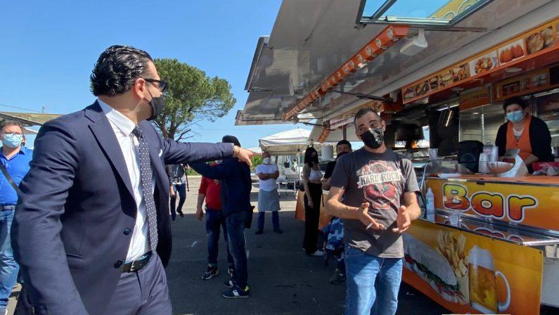 Ritorna il mercato settimanale ad Avellino