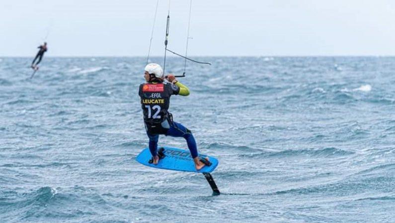 Kite surf, un atleta vibonese ai vertici dei Campionati internazionali