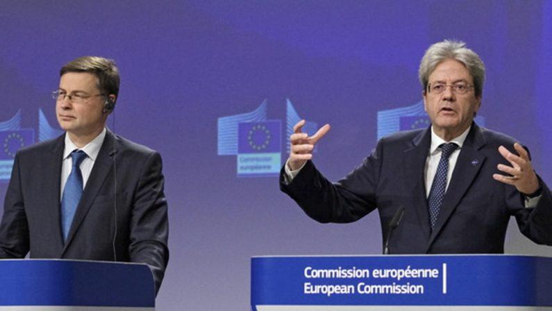 Stime economiche Ue, l'effetto Recovery fa volare il Pil al 4,2% nel 2021