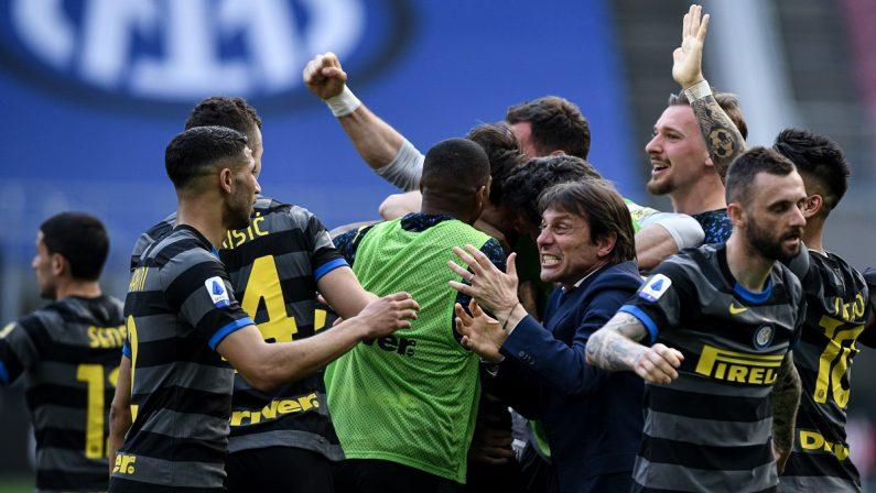 Serie A, l'Inter è campione d'Italia: 19esimo Scudetto per i nerazzurri