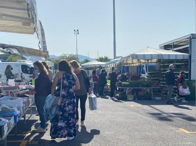 Mercato di Avellino, Marinelli: Gli avventurieri del sindacato hanno danneggiato ambulanti e città