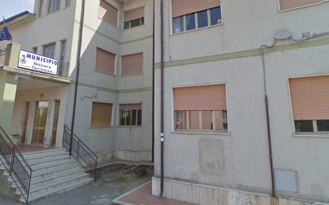 Il Municipio di Nocera Terinese