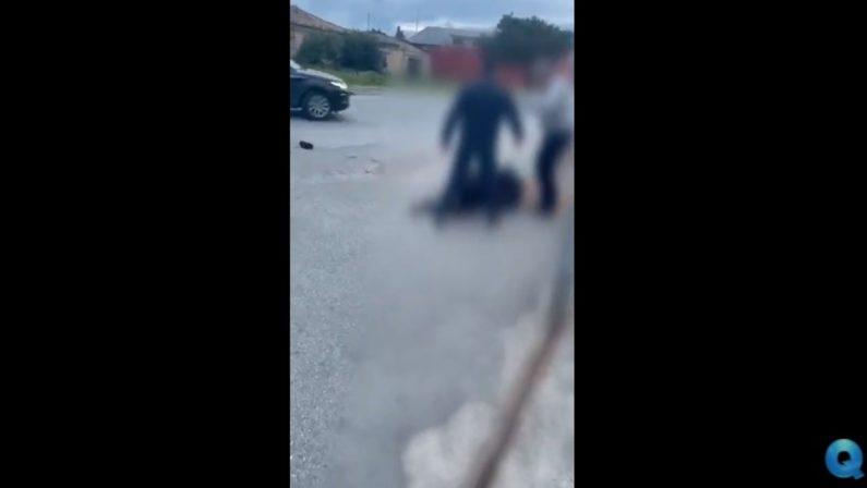 VIDEO - Brutale aggressione a Vibo Marina, arrestato un 45enne