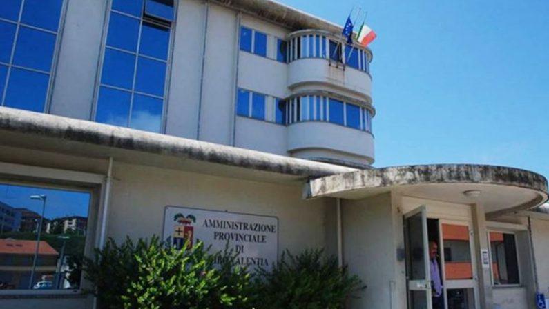 Casi di Covid alla Provincia di Vibo, uffici chiusi per sanificazione
