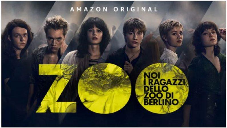 """""""Noi, i ragazzi dello zoo di Berlino"""": su Amazon Prime Video una serie su Christiane e i suoi amici"""