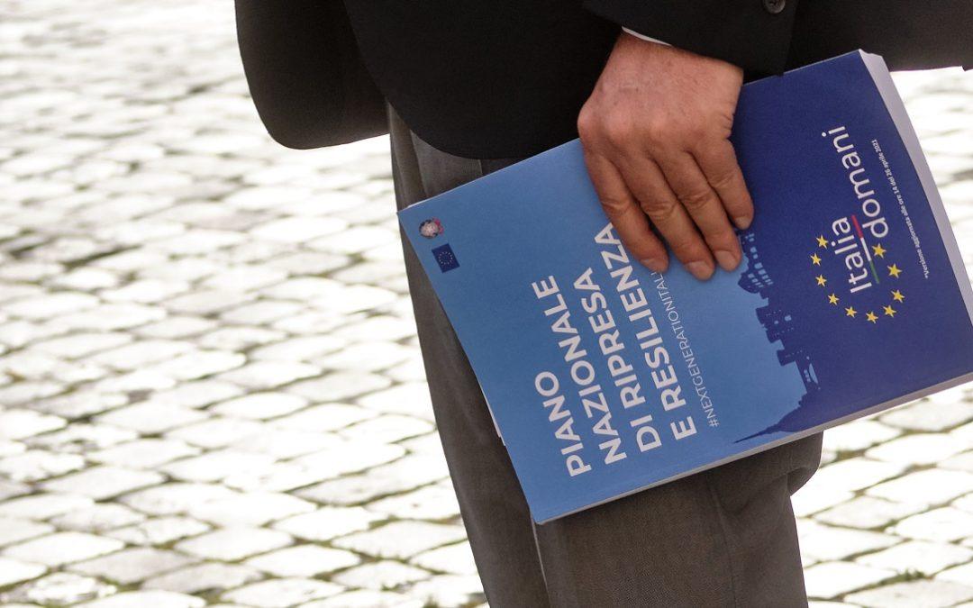 Il testo del Piano nazionale di ripresa e resilienza