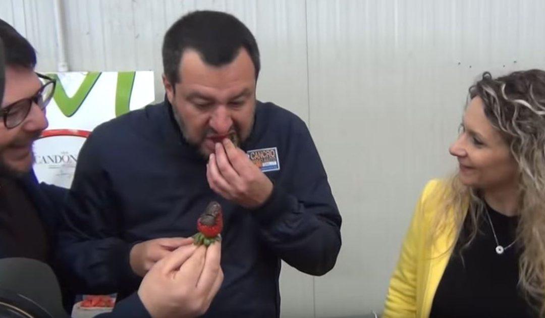 Gregoretti, Salvini: