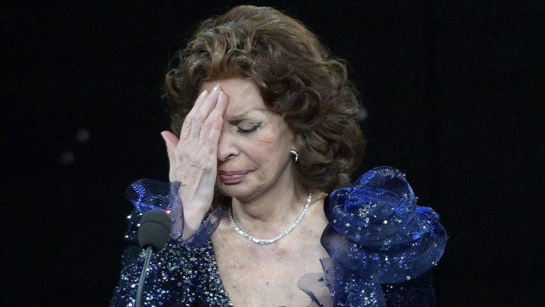 David di Donatello 2021, all'intramontabile Sophia Loren il premio come miglior attrice