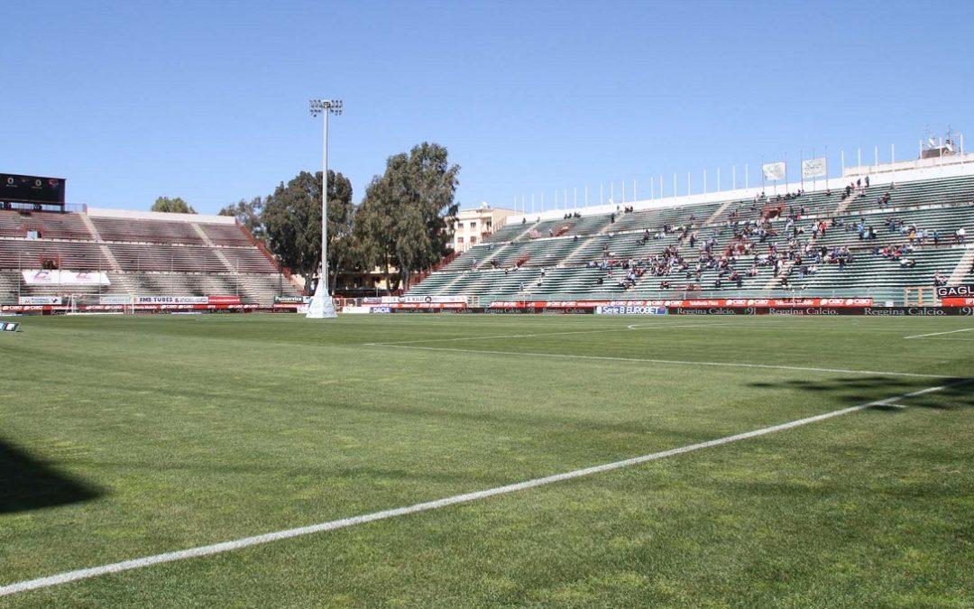 """Lo stadio """"Oreste Granillo"""" di Reggio Calabria"""