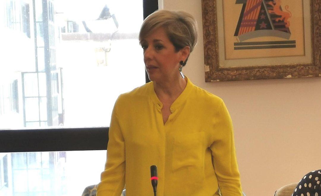 Teresa Fiordelisi, presidente del Cda della Bcc della Basilicata